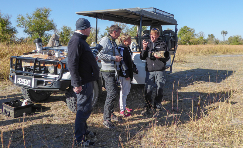wildlife photo safaris Botswana