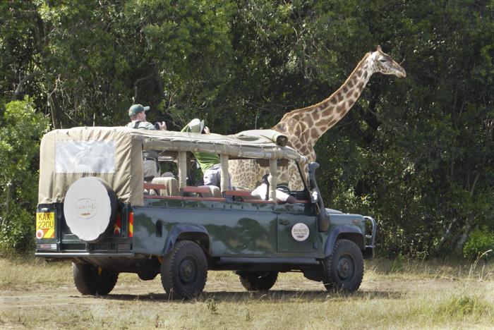 photo safari with Andy & Sarah Skinner